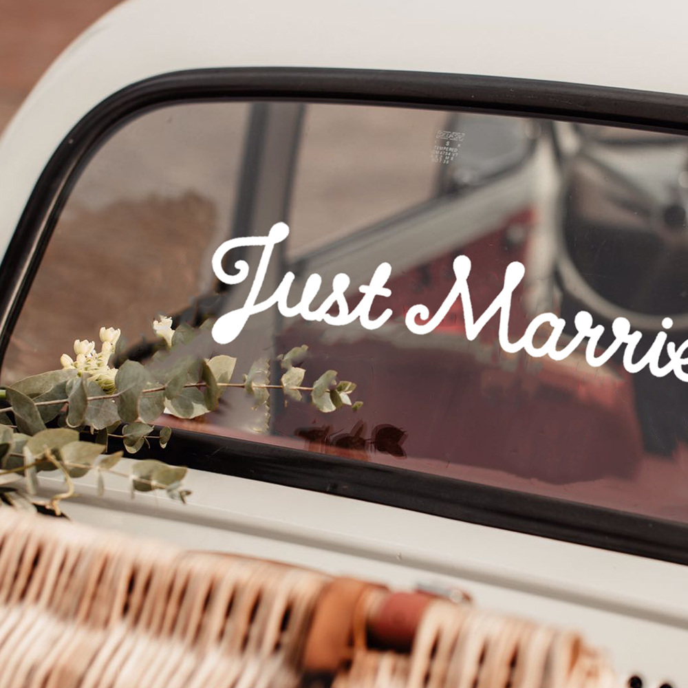 Font 4 Just Married 1 square