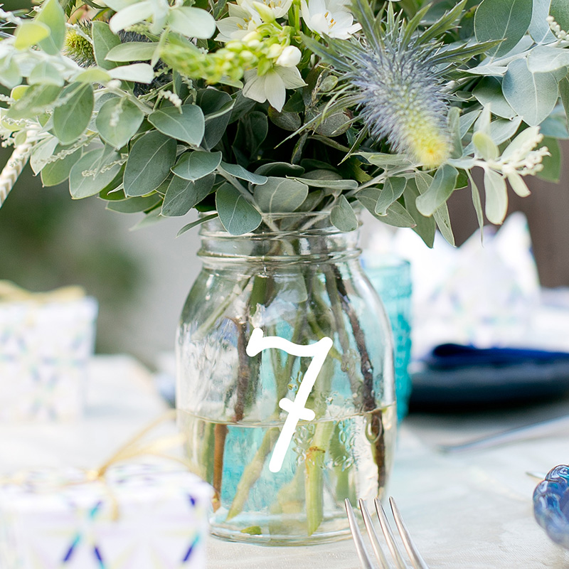 LR Large Table Numbers Font 3 4