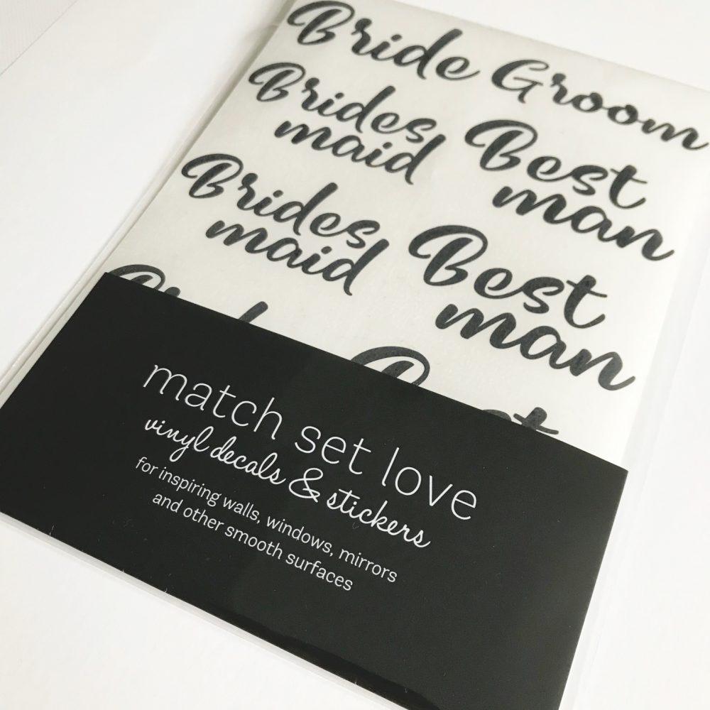 Wedding Hanger Set 2 10