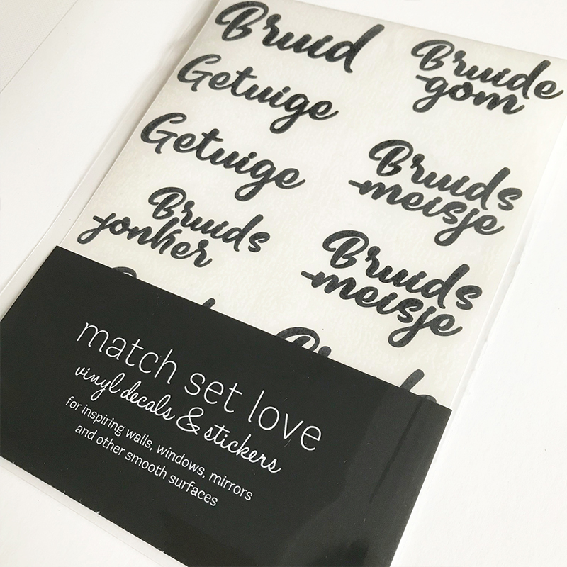 LR Wedding Hanger Set 5 Dutch 2