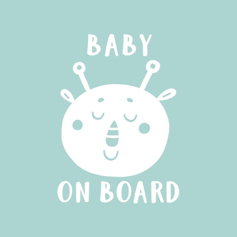 Baby on Board ALIEN 6