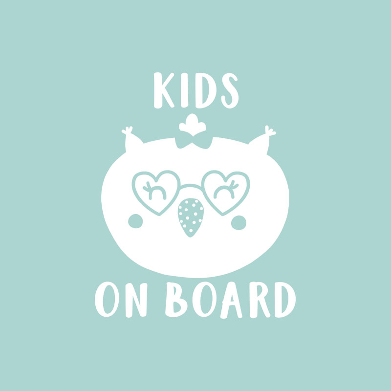 Baby on board OWL 6